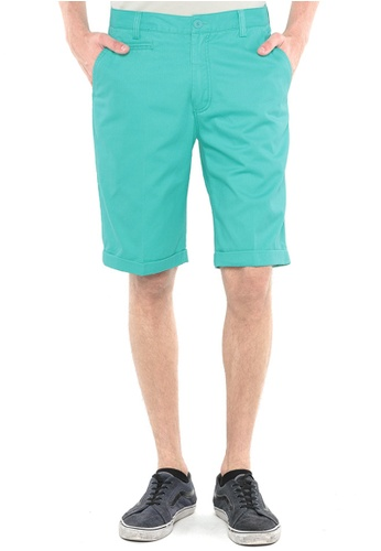 POLO HAUS green Polo Haus - Short Pant (Green) PO783AA21FQSMY_1