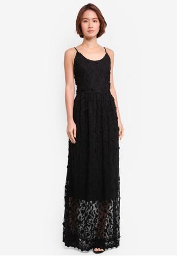 Vero Moda black Rapunzel Sleeveless Maxi Dress C722CAAE64EEBDGS_1