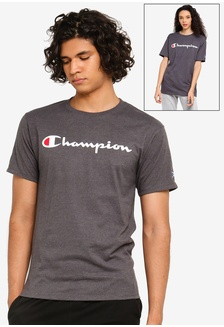 08fe97d06c4b Buy Champion US Range Heritage Tee Graphics - Champion Script ...