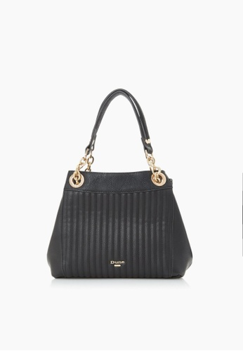 Dune London black Dune London Dilear Di Quilted Shoulder Bag 51E76ACFE791E8GS_1