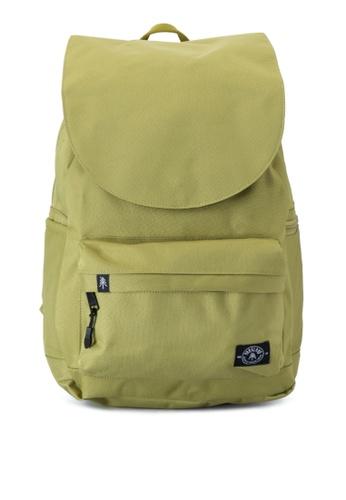 Parkland yellow Rushmore Backpack PA067AC0IUEKPH_1