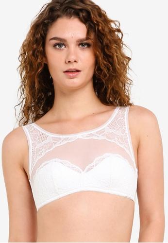 546529226 Linger Lightly Lined Bralette - Calvin Klein Underwear