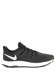 db040a0d91 Nike black Nike Quest Shoes B1D9ASH50F07A7GS_1