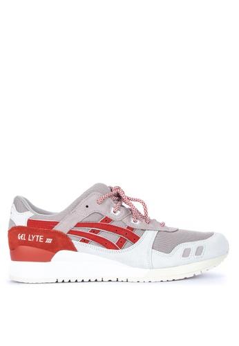ASICSTIGER grey Gel-Lyte III Sneakers A5BB2SH9BDD11BGS_1