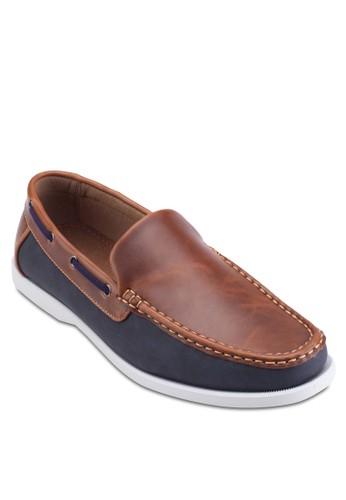 拼色仿皮休閒鞋, 鞋, esprit outlet 桃園懶人鞋