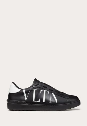 VALENTINO GARAVANI 黑色 VALENTINO/華倫天奴 VLTN標誌運動鞋 AB3F3SH1B83426GS_1