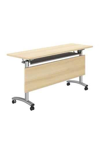 AMERCIS brown Amercis Vito 1500L Folding Table A678FHLEC04220GS_1