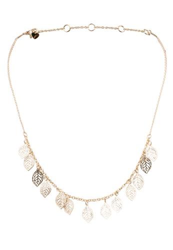 ALDO gold Cabrita Necklace BCFDEAC02784F4GS_1