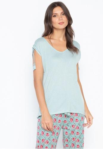 Women Black T-shirt Top Scoop Neck short Sleeve Rib Cotton Mark Spencer Size 12