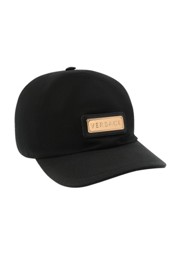 Versace black VERSACE TEENS CAP A5E57KC2F4D375GS_1