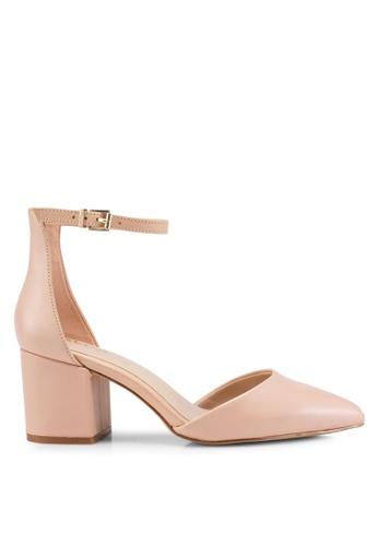 ALDO 米褐色 經典中跟鞋 96D0DSH44840C0GS_1
