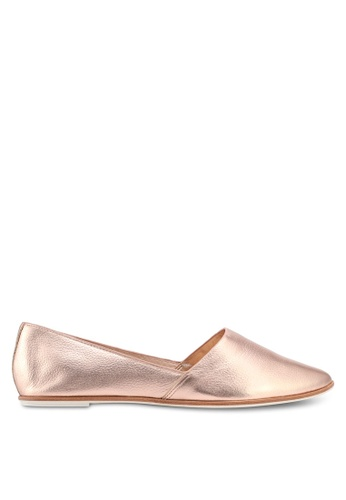 ALDO 銀色 Blanchette Slip On Shoes 524D3SHC7FA90AGS_1