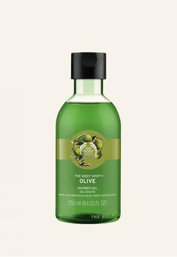 The Body Shop Olive Shower Gel TH455BE61DSCMY_1