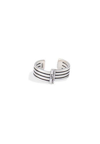 A-Excellence silver Premium S925 Sliver Geometric Ring 73B59AC78D15B4GS_1