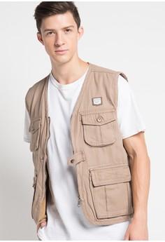 Image of Cargo Vest 014