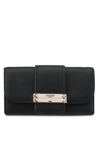 Guess black Arden Wallet GU020AC0SLVGMY_1