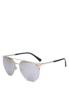 2eafed356c Versace gold Versace VE2181 Sunglasses VE417GL0RKXJMY 1