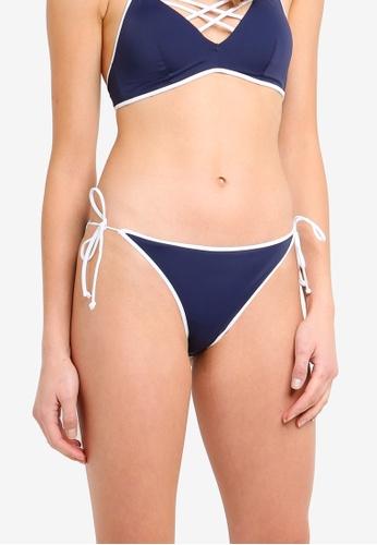 DORINA blue Bora Bora Binding Bikini Bottom FA111US1BE9089GS_1