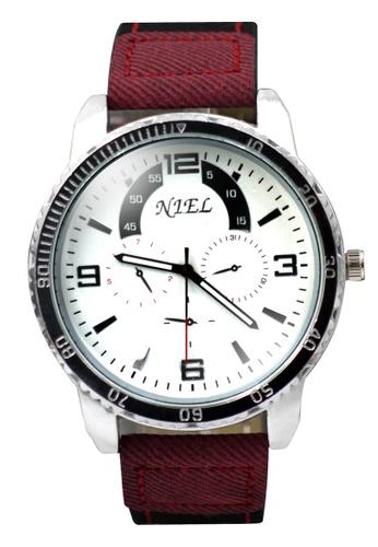 Dooka multi NIEL Analog Men's Watch DO079AC68RLBPH_1