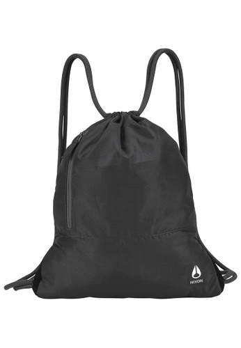 Nixon black Nixon - Everyday Cinch Bag II - All Black (C2830001) 4E126ACC1EB976GS_1