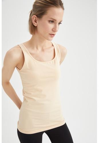 DeFacto brown Woman Underwear Athlete 3D75DAA04A69FBGS_1