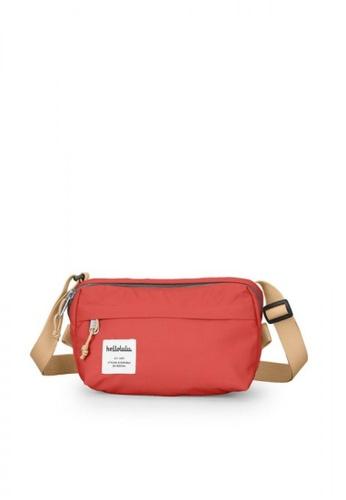 Hellolulu red Hollis Mini All Day Bag AA402AC8D61778GS_1