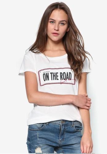 『在路上』印花混棉Tzalora 包包評價EE, 服飾, 服飾