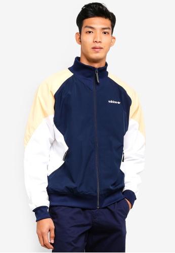 adidas navy adidas originals eqt wvn rip jacket 973B9AA2EFD770GS_1