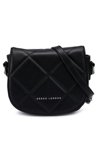 Keddo black Hannah Sling Bag DD1E0AC0B4BA3AGS_1