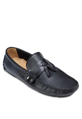 沖孔流蘇樂福皮esprit 台中鞋, 鞋, 船型鞋