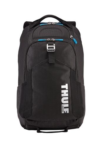 Thule black Thule Crossover Backpack 32L - Black 55482ACACEDD4BGS_1