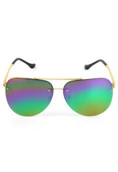 Newyork Army 8822 Rimless Aviator Sunglasses