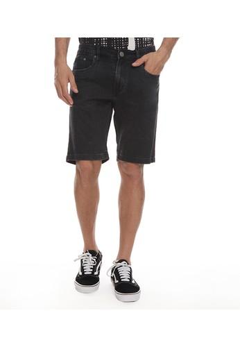 Juice Ematic black Juice Ematic Celana pendek denim Pria Hitam FRENDEM 894FFAAC09A296GS_1