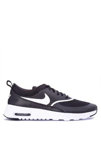 Nike black and white Women s Nike Air Max Thea Shoes NI126SH0KPQKPH 1 461a52a09