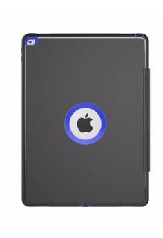 Shockproof Heavy Duty Armor PU Leather Case for Apple iPad Pro