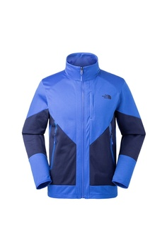 182955751d The North Face blue The North Face Men Fast Hike Tech Fleece Jacket Blue  B22A1AAE684EE1GS_1