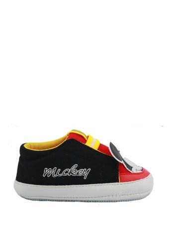 Mickey black Mickey Slip On MK01-011 28D78KS7757553GS_1