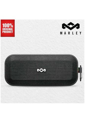 Marley black Speaker Bluetooth Wireless Original Marley No Bounds XL - Black 19828ES1A94C5FGS_1