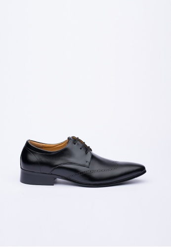 Kings Collection black Myles Oxford Shoes D3801SH75BC90FGS_1