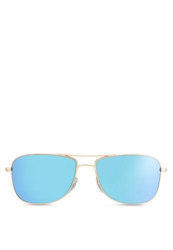 Ray-Ban gold RB3543 Chromance Sunglasses RA896GL80WIXMY_1