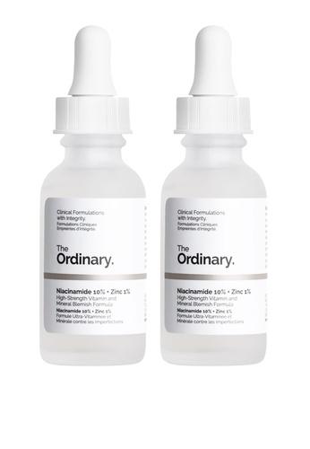 The Ordinary Niacinamide 10% + Zinc 1% Set TH278BE13BJNSG_1
