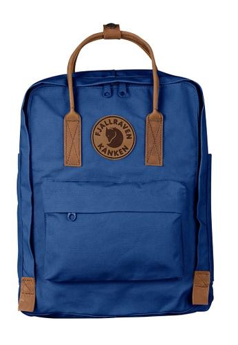Fjallraven Kanken blue Deep Blue Kanken No.2 Backpack 0FF65ACFC39CCDGS_1