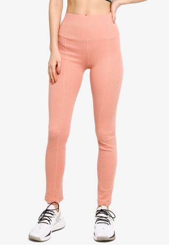 niko and ... pink Rib Knit Leggings C7632AA46931C7GS_1