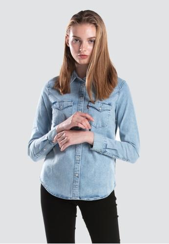 6e457ba532 Levi's Ultimate Western Shirt Women 58930-0010