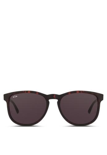 Soho 玳瑁方框esprit 高雄太陽眼鏡, 飾品配件, 飾品配件