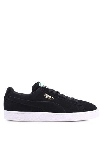 Puma black Sportstyle Prime Suede Classic Shoes FB1ABSHF850310GS 1 0b33394ce4