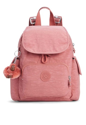 Kipling pink City Pack Mini B2B81ACE183B78GS 1 7898b9a3be