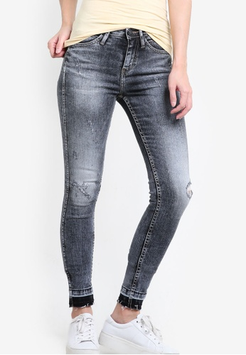 Calvin Klein grey Sculpted Skinny Jeans - Calvin Klein Jeans CA221AA07VSIMY_1