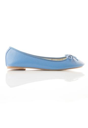 MARCHA BALLERINA blue Marcha Ballerinas BL Berry ECC87SH73E5470GS_1