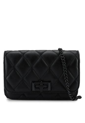 ALDO black Grydith Crossbody Bag B2406AC362A6B8GS_1
